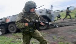 Russian Troop On Alert