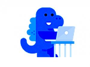 facebook-dinosaur