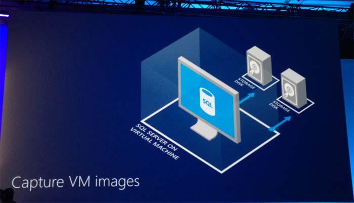 Capture a VM image