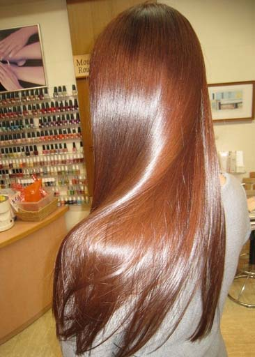 Tips for Shiny and Straight Hair by Dr. Khurram Mushir