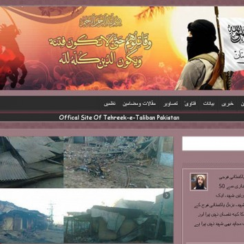 Tehrik-i-Taliban Pakistan (TTP) Launches Their Official Website