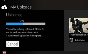 Microsoft will Let You Share Xbox One Clips on YouTube