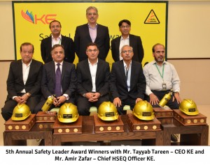 Safety Leader Award 14 - English Picture