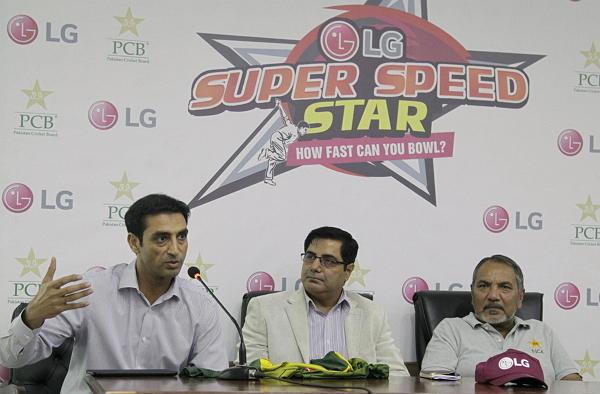 LG PCB super speed star lauching ceremony