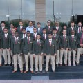 CEO KE Tayyab Tareen Sees Off the football team, wishes them the best of luck