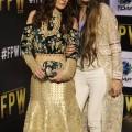 Ayesha Omar and Shehla Chatoor both wearing Shehla