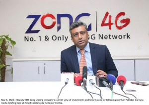 Zong Press Conference