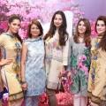 Saima, Naz Mansha, Rubya Chaudhry , Areeba Habib and Amna Malik