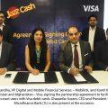 JazzCash Partners with Visa International - PRL